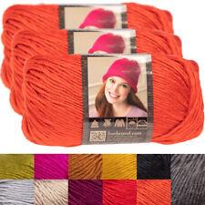 3pk Lion Brand Yarn Landscapes Acrylic 100% Medium #4 Soft Knitting Crocheting