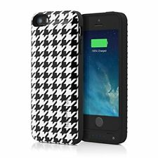 Incipio Offgrid Backup Battery Case For Iphone 5 - Houndstooth (IL/PL1-4450-I