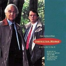 BARRINGTON PHELOUNG - THE ESSENTIAL INSPECTOR MORSE  CD 18 TRACKS SOUNDTRACK NEW
