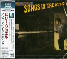 BILLY JOEL-SONGS IN THE ATTIC-JAPAN BLU-SPEC CD2 D73