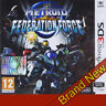 METROID PRIME FEDERATION FORCE - Nintendo 3DS ~12+ RGP ~ Brand New & Sealed!