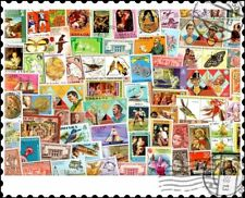 More details for west indies, caribbean & antilles : 500 different stamps collection