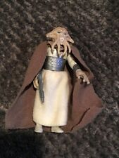 Vintage Star Wars Squid Head With Green Cape Complete Hong Kong *mint*