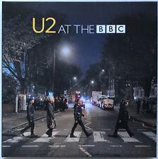 U2 Live at the BBC eXPERIENCE + iNNOCENCE 2018 PROMO TOUR CD/DVD set digisleeve