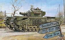 AFV CLUB 1/35 AF35169 BRITISH INFANTRY TANK Churchill Mk IV AVRE TANK NISB
