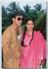 Salman Khan Bollywood Indian Film Actor Portrait Photo Vintage Postcard