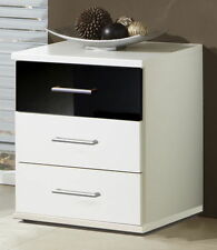 Less than 60cm High Oak Bedroom Height 3 Chests of Drawers