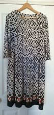 Black And White Dress By Shelby & Palmer Size 14