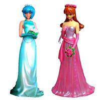 Sega Evangelion Extra Wedding Figure Rei Asuka 2Pcs Japan Limited Rare Anime