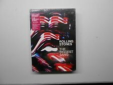 The Rolling Stones Biggest Bang 2005 Concert Documentary 4 DVD SEALED LVR DR