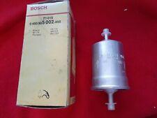 New Bosch Fuel Filter 71015 BMW Citroen Fiat Lancia