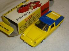 Dinky toys 218, Lotus EUROPE, as found,  boxed.