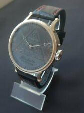Systeme Glashutte Mens Wristwatch based on Vintage Movement