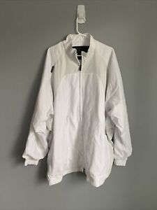 Rare Vintage Lebron Nike Warmup Tracksuit - XXL - White - Impossible To Find