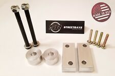 "[SR] Billet Sway Bar & Differential Drop Kit 2-4"" Lift Toyota 4Runner 90-95 4WD"