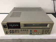Sony SVO-5800 Professional S-VHS-Videorecorder inkl. TBC - geprüft vom Händler