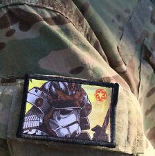 Star Wars Stormtrooper Samurai Morale Patch
