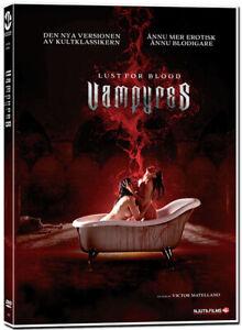 Vampyres DVD (Region 2)