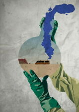 "208 Breaking Bad - Season TV Show 2012 2013 Hot Art 14""x20"" Poster"