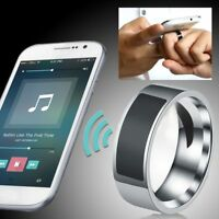 Newest Waterproof NFC Smart Lock Ring Magic Wearable for Mobile Phone