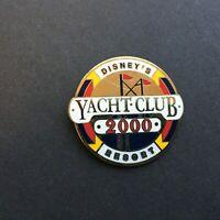 Disney's Yacht Club Resort - 2000 Disney Pin 48
