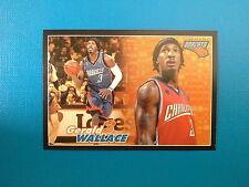 2009-10 Panini NBA Basketball n.124 Gerald Wallace Charlotte BOBCATS