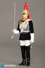"DID Action Figure Blues reali 1/6 12"" in scatola giocattolo Drago Cyber moderno napleonic"