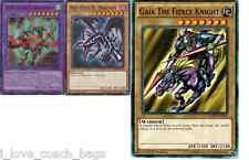 Sky Galloping Gaia Dragon Champion Fusion Set: Red-Eyes B. Dragon-Gaia Fier Mili
