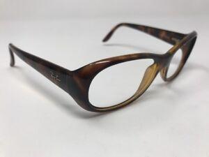 Ray-Ban Sunglasses ITALY RB4061-642 Tortoise Plastic Frame Full Rim F262