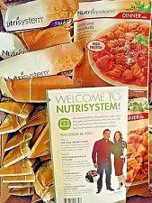 NEW Nutrisystem Men's LEAN 13 4-week Plan, Free Shipping From Nutrisystem!
