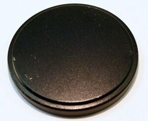 51 52mm mm Front Lens Cap  vintage Metal slip on