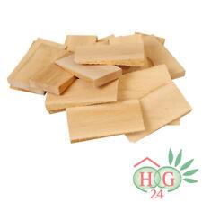 25 Holz Keile Auswahl Hartholzkeile Buchenholz natur Montagekeile Türstopper NEU