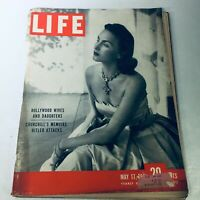 VTG Life Magazine May 17 1948 - Winston Churchill Memoirs Adolf Hitler Attacks