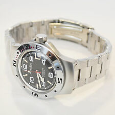 New VOSTOK Russian Amphibian 200m Diver Automatic Mens Watch #060433- US SELLER