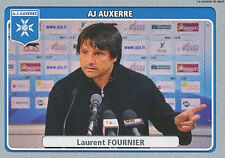 N°029 LAURENT FOURNIER # AJ.AUXERRE VIGNETTE STICKER  PANINI FOOT 2012