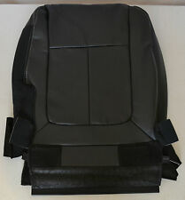 NEW Ford OEM F150 FX4 Leather Rear Seat BACK Passenger 40 Cover Black 2009 - 14