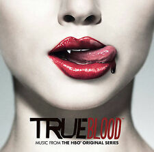 True Blood [Music from the HBO Original Series] [PA] by Various Artists (CD,...