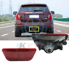 For Ford Edge 2011-14 Rear Bumper Middle Reflector Lens Fog Light Replacement_k