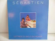 SEBASTIEN Lettres du bout du monde 930421