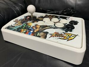 RARE PLAYSTATION 3 PS3 MADCATZ STREET FIGHTER IV ARCADE FIGHTSTICK SPECIAL EDT.