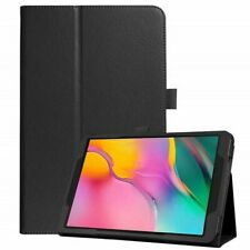 For Samsung Galaxy Tab A 10.1 (2019) Case Leather Folio Stand Cover T510 T515
