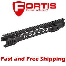 """Fortis MFG Night Rail KeyMod System-14"""" Free-Float Handguard & Mounting Hardware"""