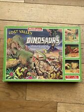 Vintage Waddingtons Lost Valley Of The Dinosaurs Board Game 1985 Complete