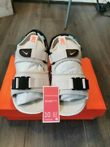 Nike Canyon Sandals - Desert Sand Size 7.5 Ladies Brand New 100 % Genuine ®️