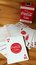 COCA-COLA Bicycle Brand Playing Cards, Drink Coca-Cola