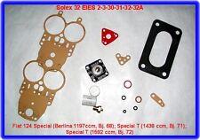 Fiat 124 S,124 ST,Solex 32 EIES,Vergaser Rep.Satz