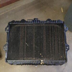 79-83 DATSUN 280ZX RADIATOR NICE OEM PARTS