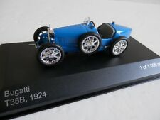 WhiteBox WBS045. 1/43. Bugatti M35. 1924. Blue.