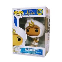 Funko Disney Aladdin Live Action POP Prince Ali Vinyl Figure NEW IN STOCK