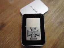 Sturm Benzin Feuerzeug Eisernes Kreuz EK 1914 1939 Iron Cross WWI WH WK2 WWII